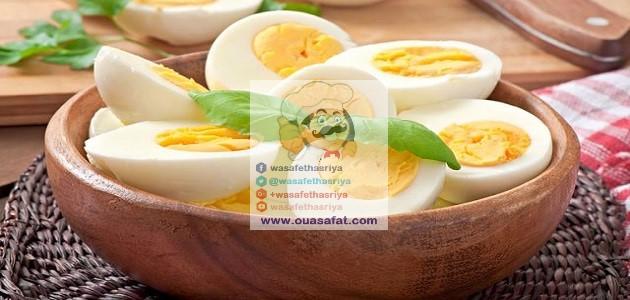طرق طهي البيض وفوائده