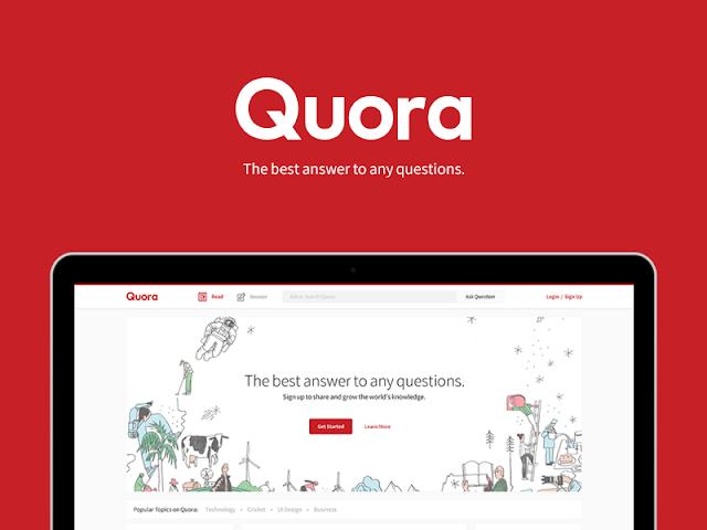 modern imprint on quora.com