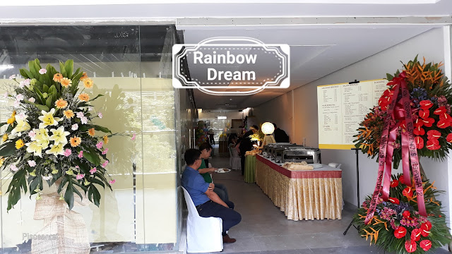 Last September 6, 2017 was the Soft opening and Blessing of the second branch of Rainbow Dream Spa / Salon / Nails.