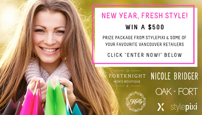 StylePixi $500 giveaway