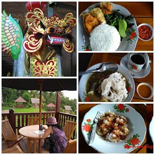 Wisata kuliner di Waroeng Kemarang Banyuwangi