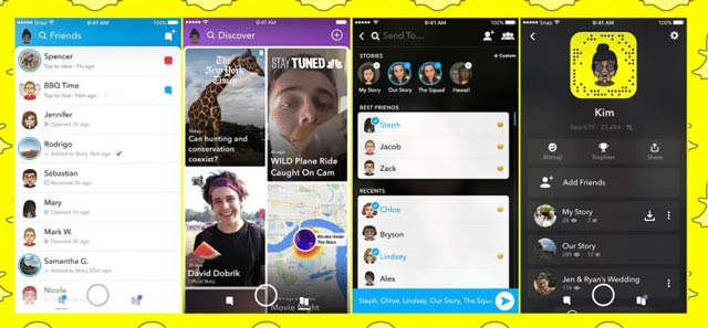 Snapchat-new-design-incomprehensible