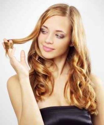 Model Rambut Lembut