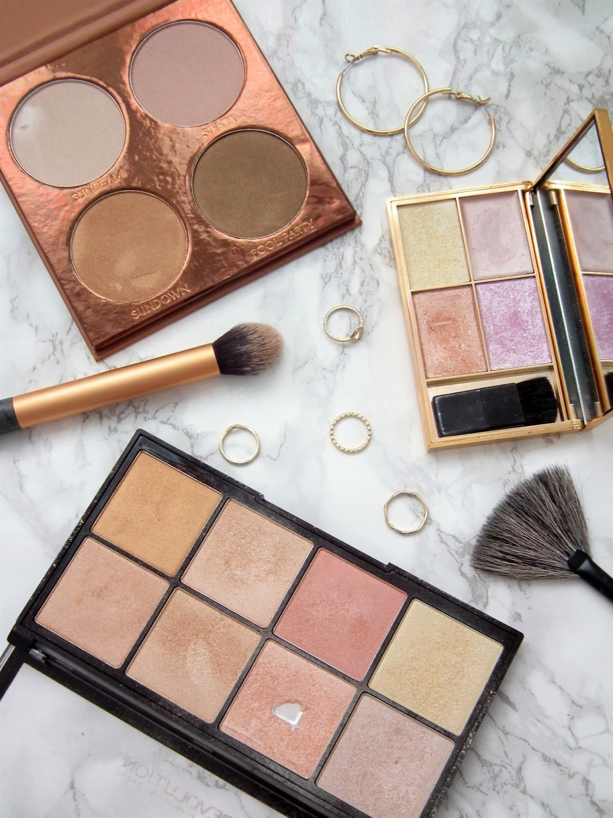 3 Affordable Highlighting Palettes