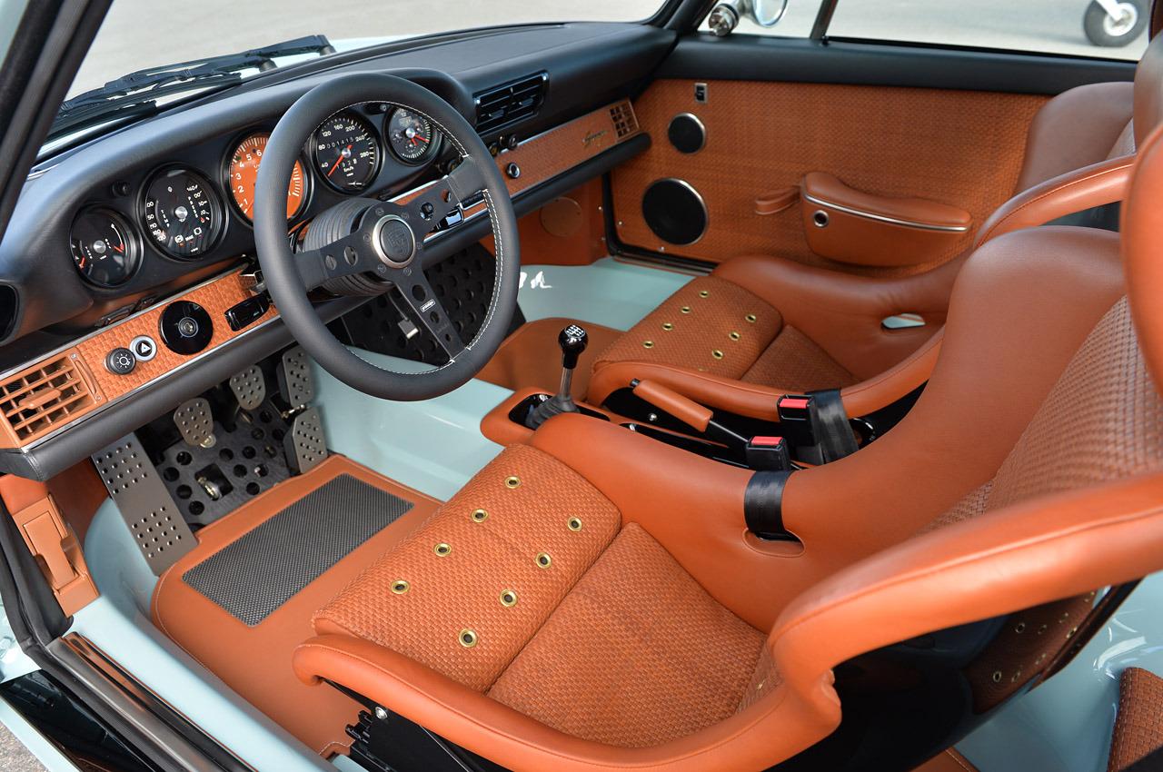 © Automotiveblogz: Porsche 911 Reimagined by Singer ...