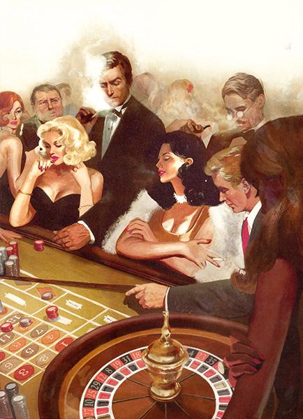 Dealing blackjack for dummies