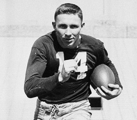 Johnny Lattner: Heisman Winner Reportedly Died of Mesothelioma