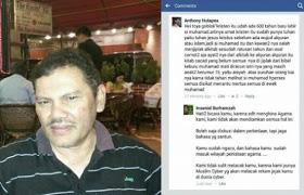 Pengamat Sosial Bongkar Skenario Internasional di Balik Penistaan Agama di Medan