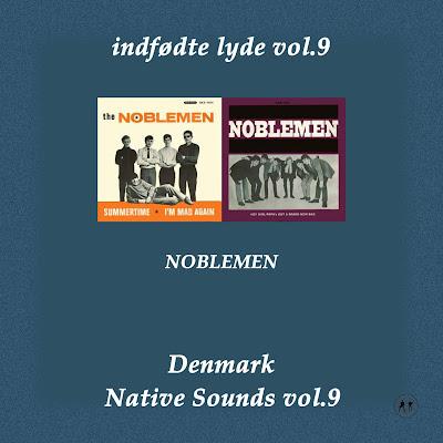 Indfødte lyde / Native Sounds - Denmark Record Labels Vol.9