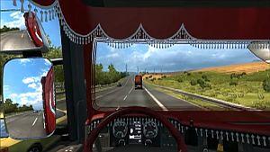 Scania R500 V2 8×4 Pickup Jilet mod