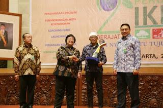 Kota Cirebon Raih Penghargaan Proklim Lestari dengan Nilai Tertinggi