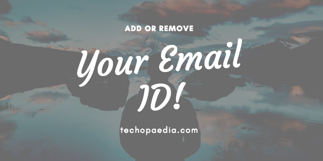 How to Add Email or Remove Email from A Facebook Account