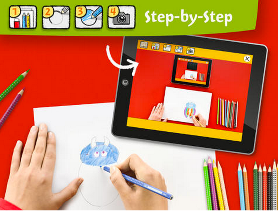 3 Ipad Apps For Kids To Design Creative Animations
