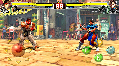 Street Fighter 4 HD APK - Data Android Free Download