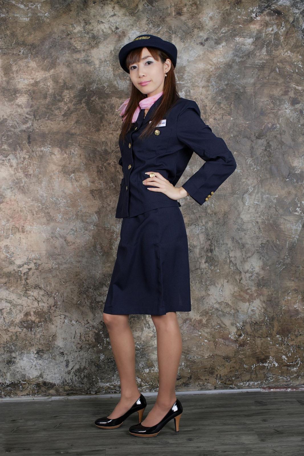 Asian Stewardess  Hot Girl Hd Wallpaper-2725