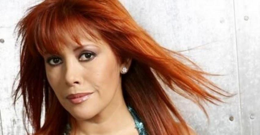 MAGALY MEDINA: Polémica conductora de espectáculos dio positivo al Coronavirus