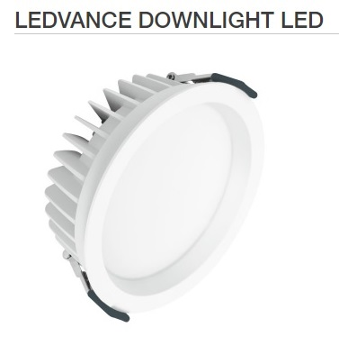 osram ledvance led downlights now in stock novel energy blog