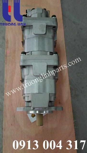 705-55-33080, bơm thủy lực bánh răng xe xúc WA380-5,WA400-5