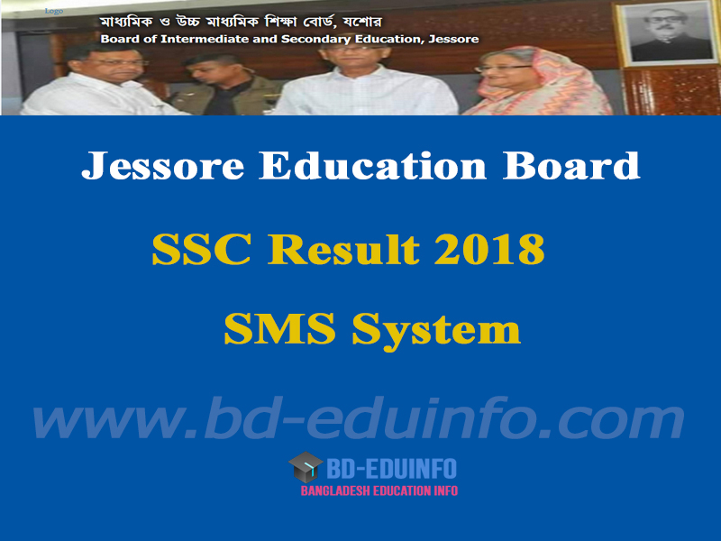 Jessore Board SSC Result 2018