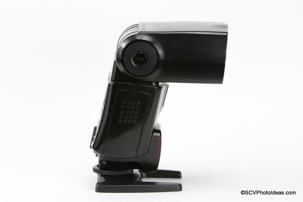 Canon Speedlite 580EX flash head - Right