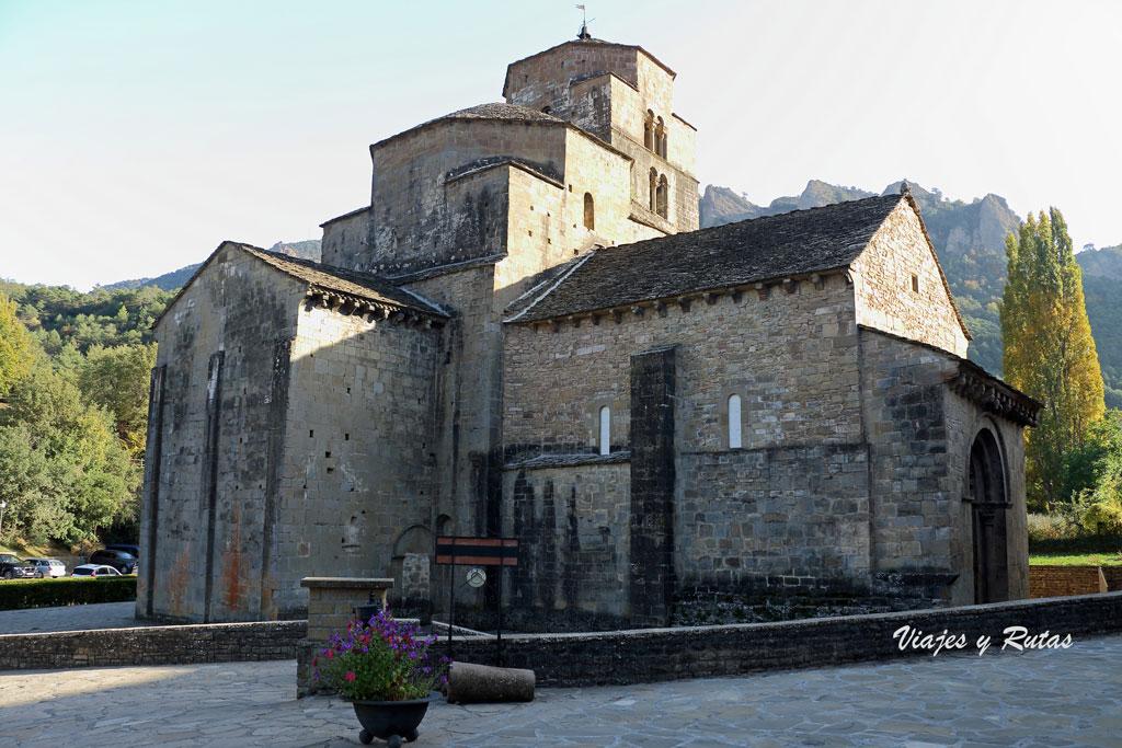 Iglesia de Santa María de Santa Cruz de la Serós, Huesca