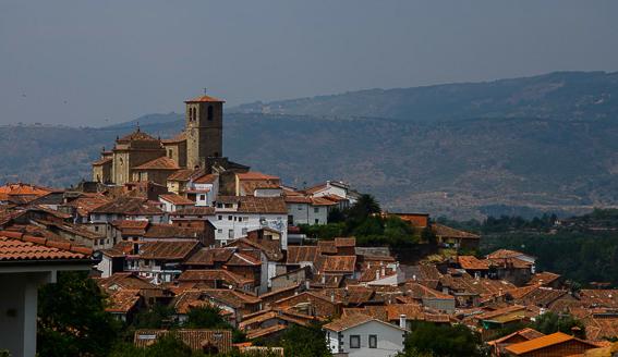 Hervas en Caceres. 17 lugares para descubrir España