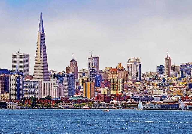 Arte local do City Art Gallery em San Francisco
