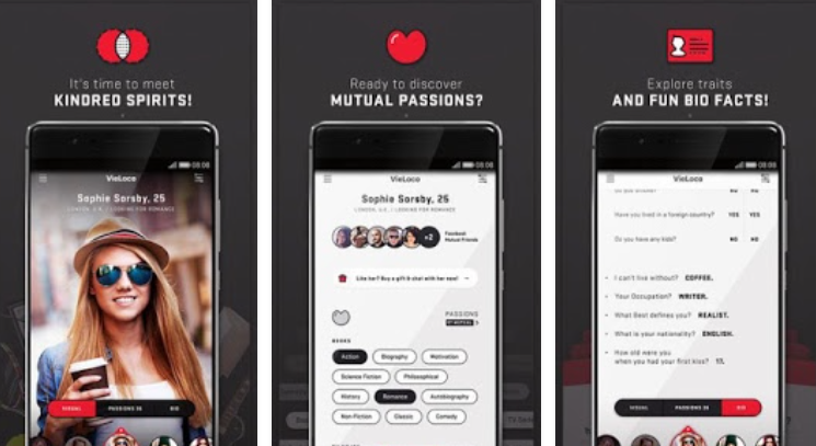 Dating app for making friends