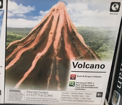 Smithsonian Volcano Science Kit