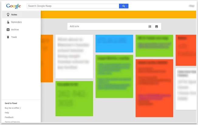 Two Great Chrome Extensions to Use with Google Keep