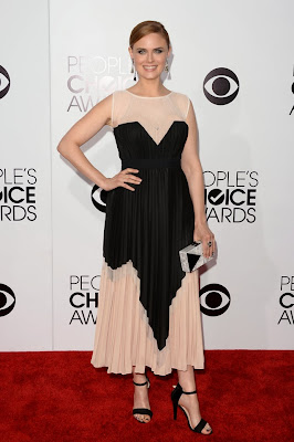 People's Choice Awards 2014 Emily Deschanel