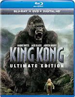 King Kong (2005) Ultimate Edition Blu-ray