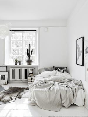 dekorasi kamar tidur minimalis terbaru