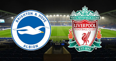 Live Streaming Brighton vs Liverpool EPL 12.1.2019