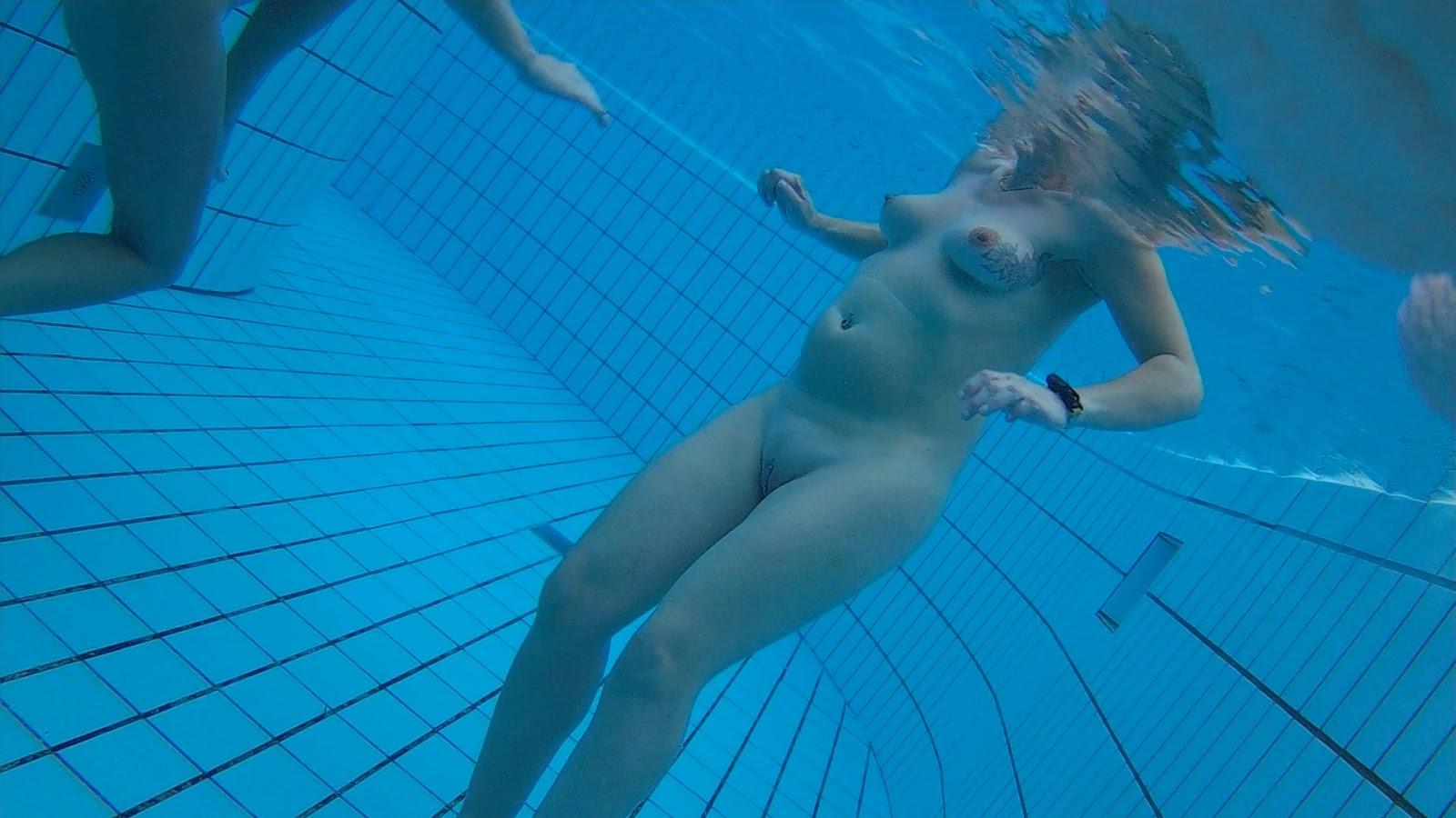 Like Try underwater upskirt