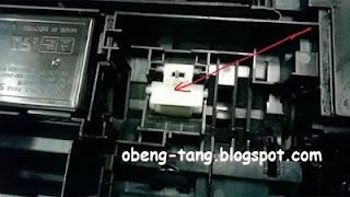 Printer Epson L120 Blinking Error