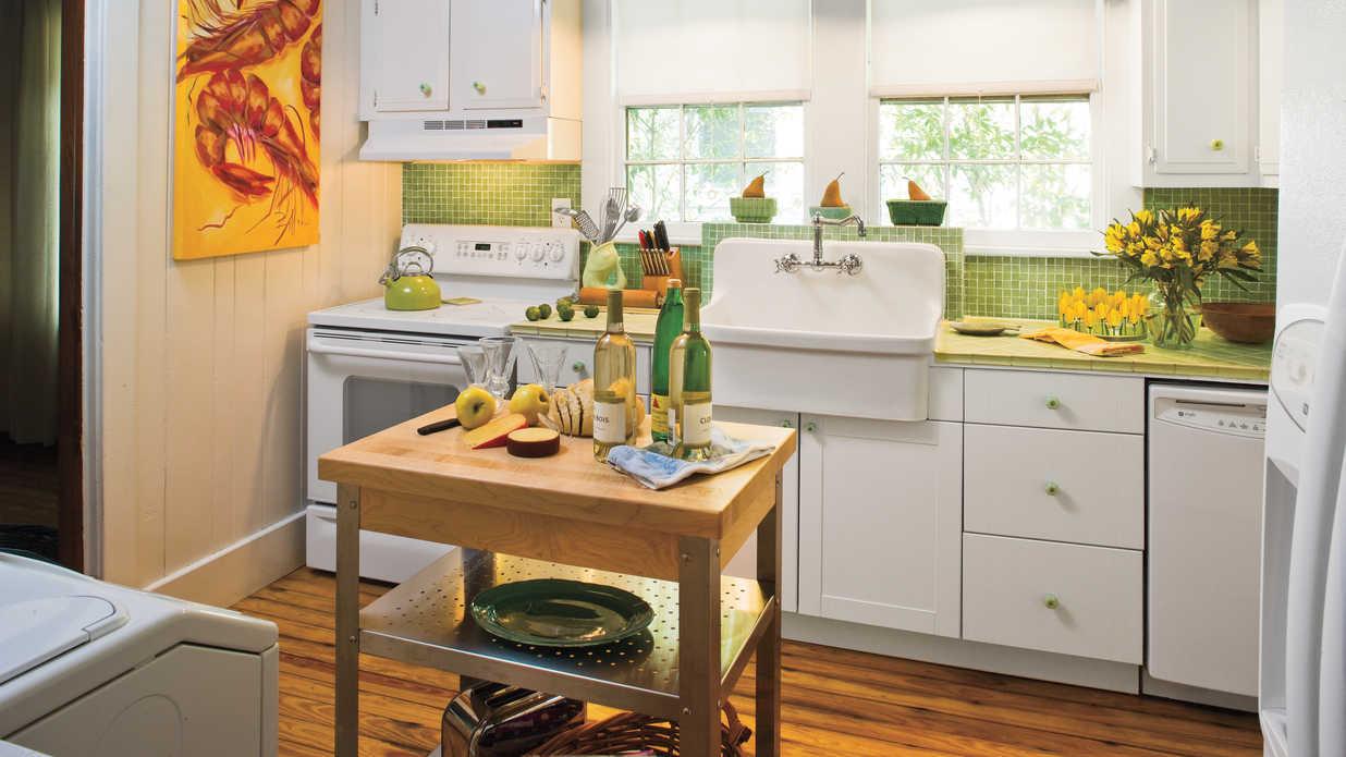 1930s house kitchen ideas