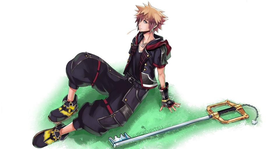 Kingdom Hearts 3 Sora 4k 3840x2160 6 Wallpaper
