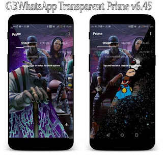 GBWA Transparent Prime v6.45