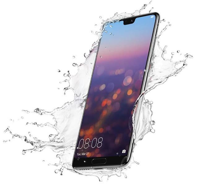 السعر النهائي لآخر إصدار شركة هواوي هاتف Huawei P20 Pro فى مصر