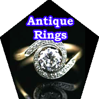 Antique Rings in Ujjain