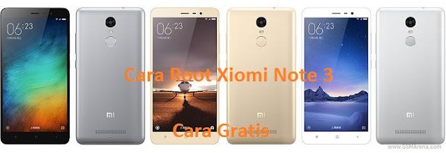 Cara Root Xiaomi Redmi Note 3 Tanpa PC  Terbaru