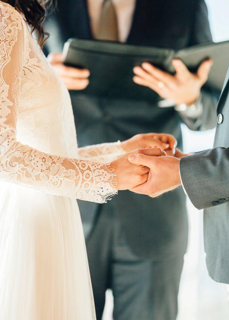 Unplugged Ceremony by Destination Wedding Photographers Something Minted Photography