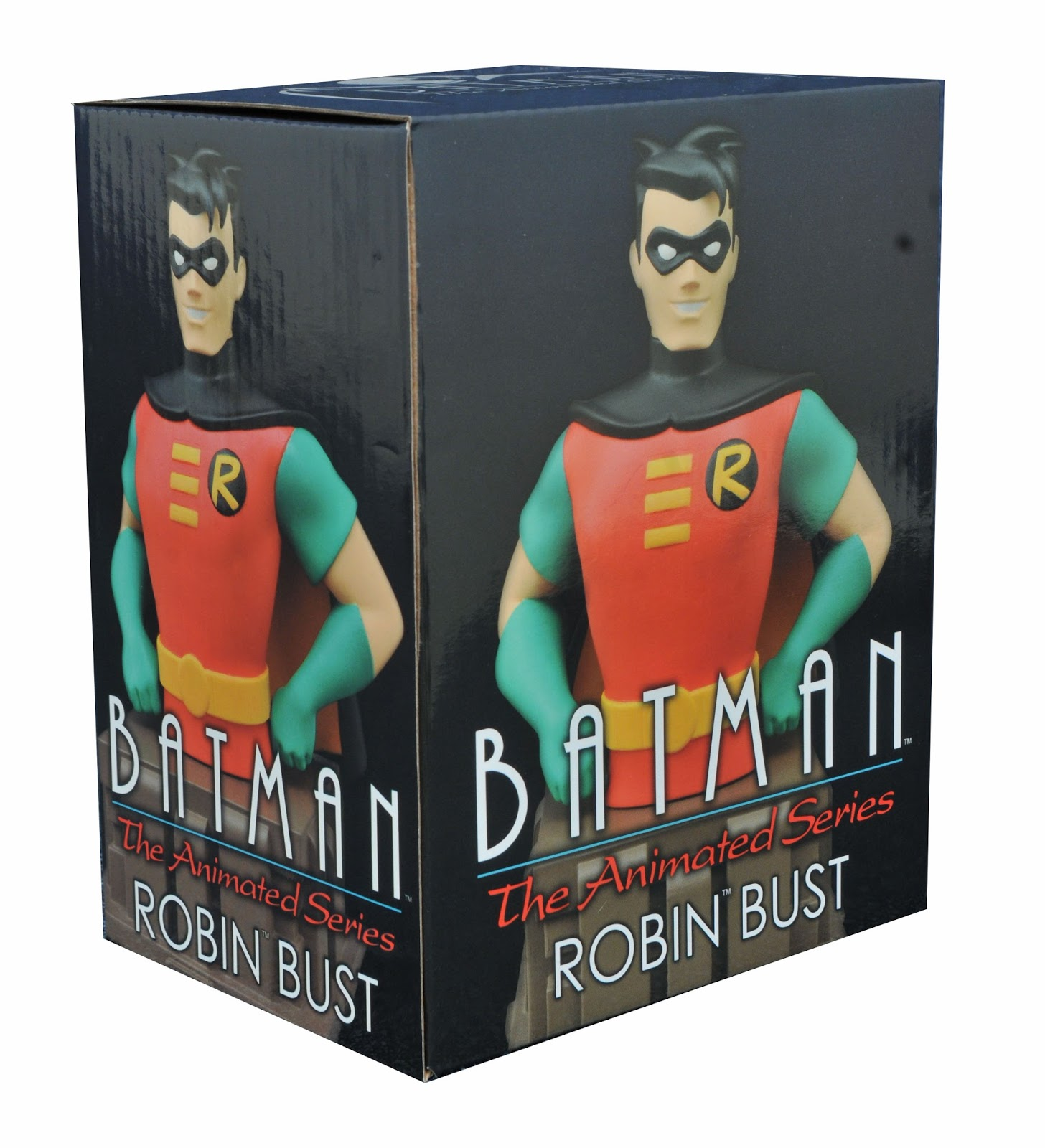 The Animated Series Diamond Select Toys Batman Bane Resin Bust Statue Diamond Comic Distributors JAN162242