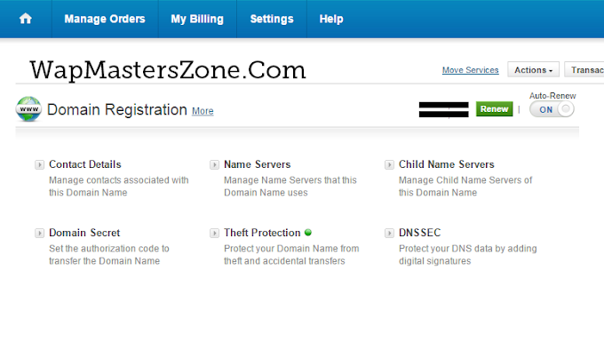 How To Add Bigrock Domain To Wapka.Mobi Site | Wapka Custom Domain Settings .Com/Net/Asia/Org