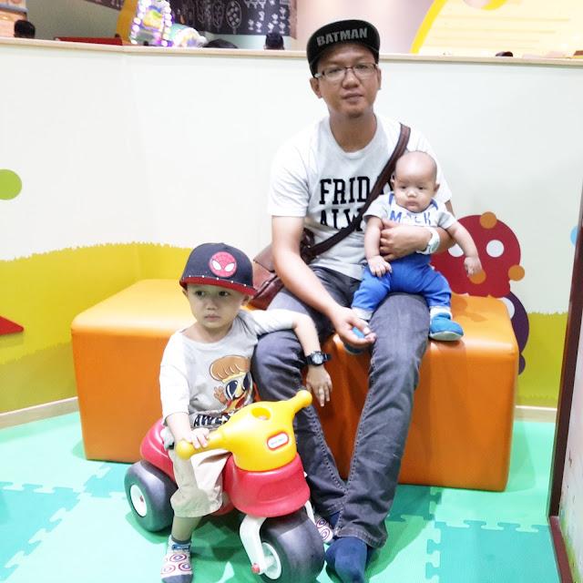 Setelah 2 Tahun Tak Ke Kidzooona, Ke Kidzooona AEON Shah Alam Pulak !