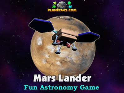 Приземяване на Марс