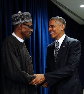 RECESSION: Obama Thanks Initially Defiant Buhari For 'Heeding To Force' To Devalue The Naira