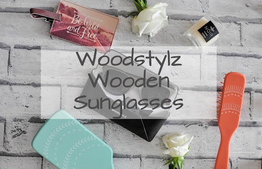 The Must Have Wooden Sunglasses from Woodstylz