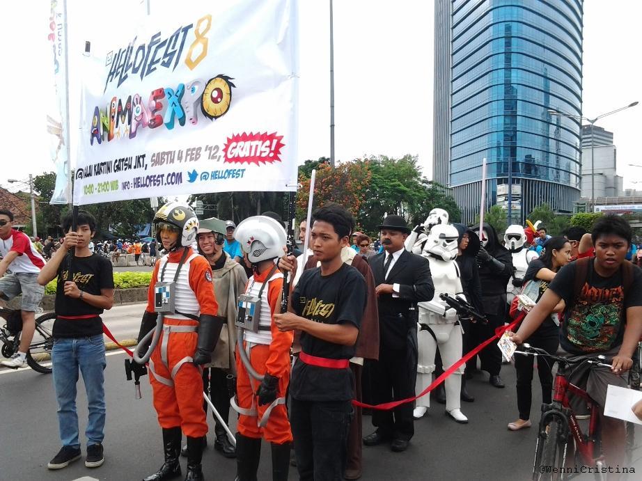 Jadwal Car Free Day Jakarta
